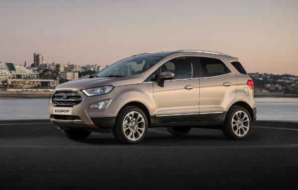 Aanbiedingen Ford EcoSport