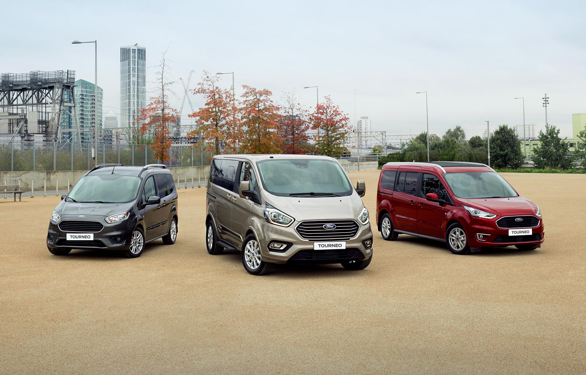 COMING SOON! Nieuwe Ford Tourneo Familie