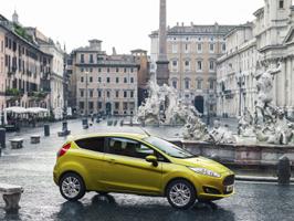 Ford selger en Fiesta hvert 2. minutt