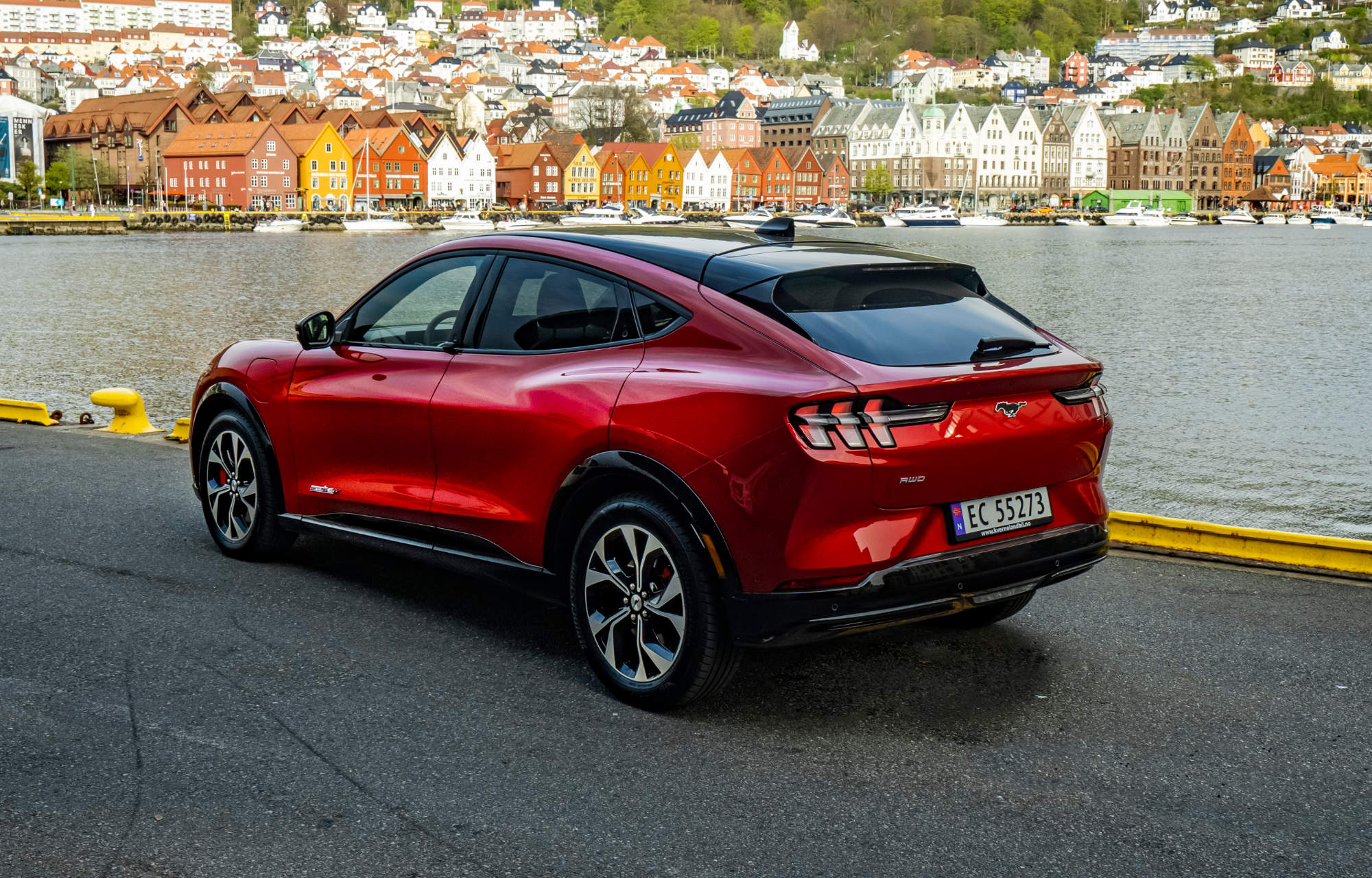 Kverneland Bil - Mustang Mach-E 2