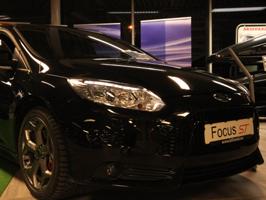 Ford Focus ST på plass hos Bil i Nord!