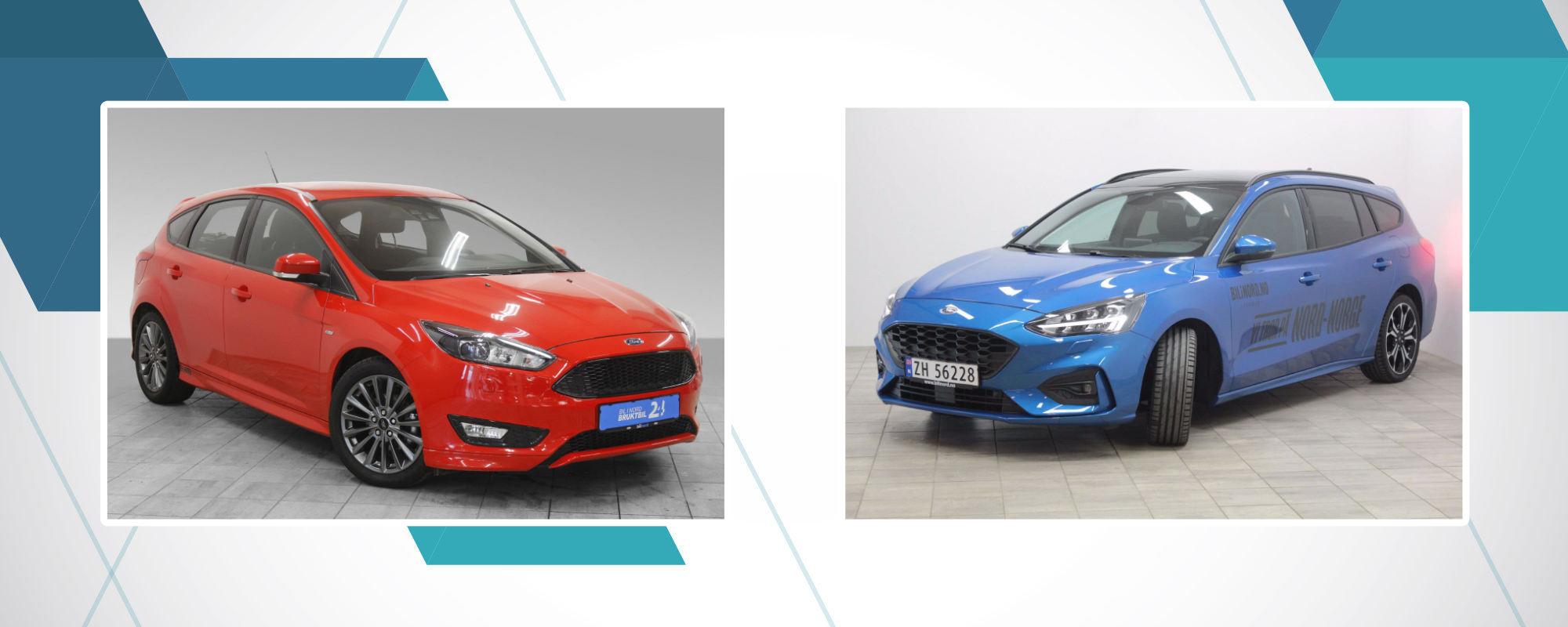 Bil i Nord - Fiesta & Focus bruktbil