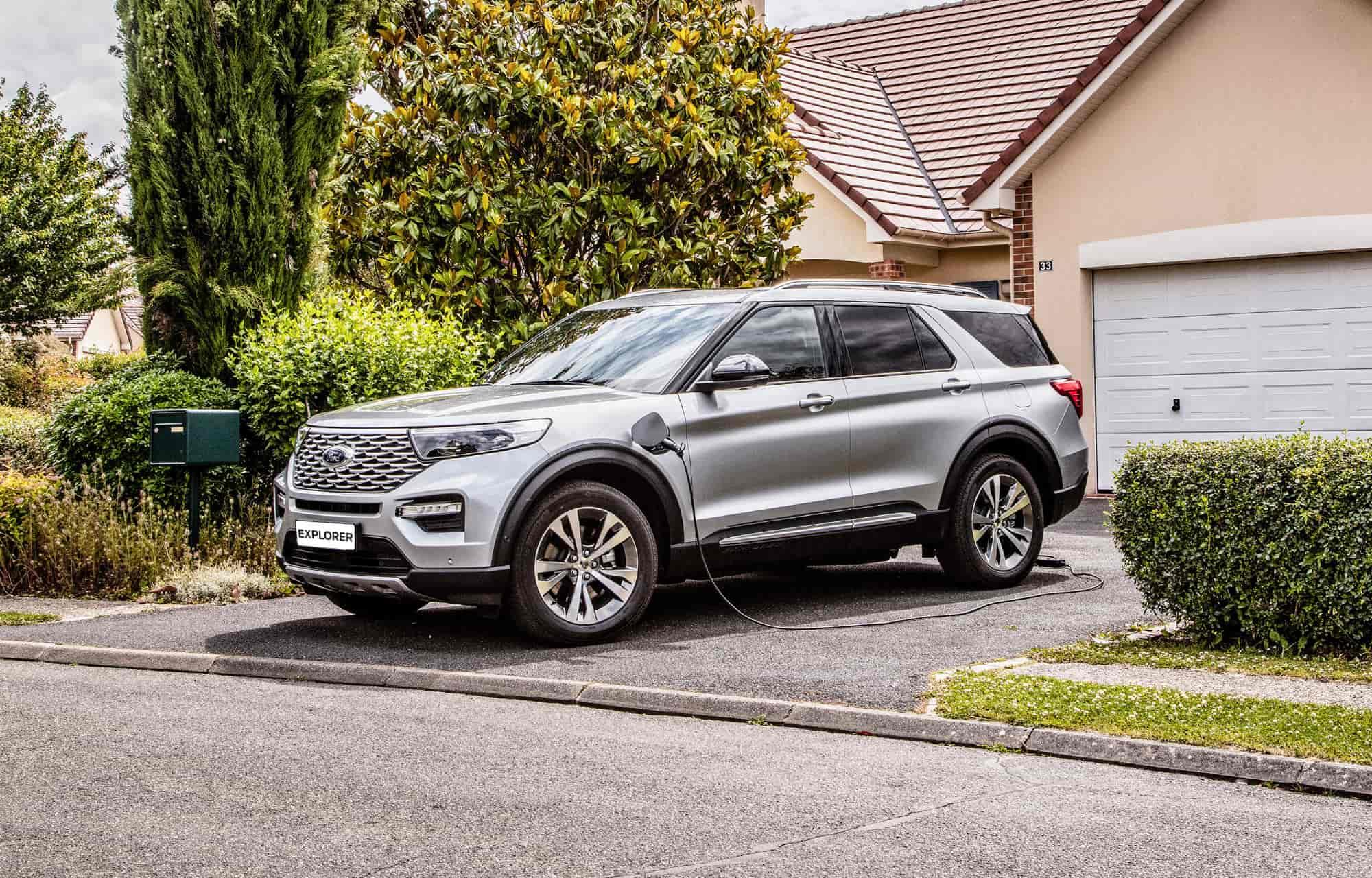 Ford Explorer: «Denne skiller seg fra alle konkurrentene»