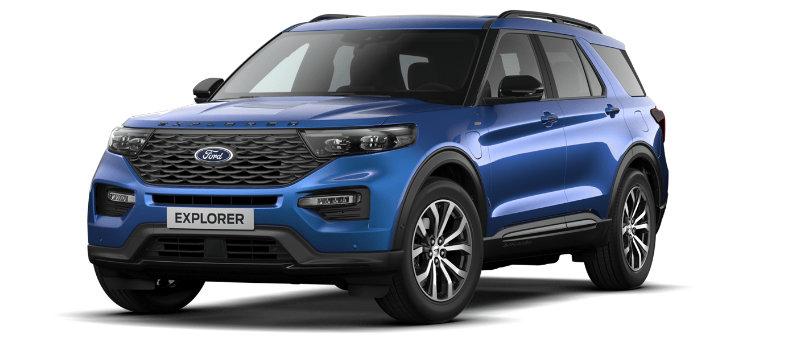 Ford Explorer leasing