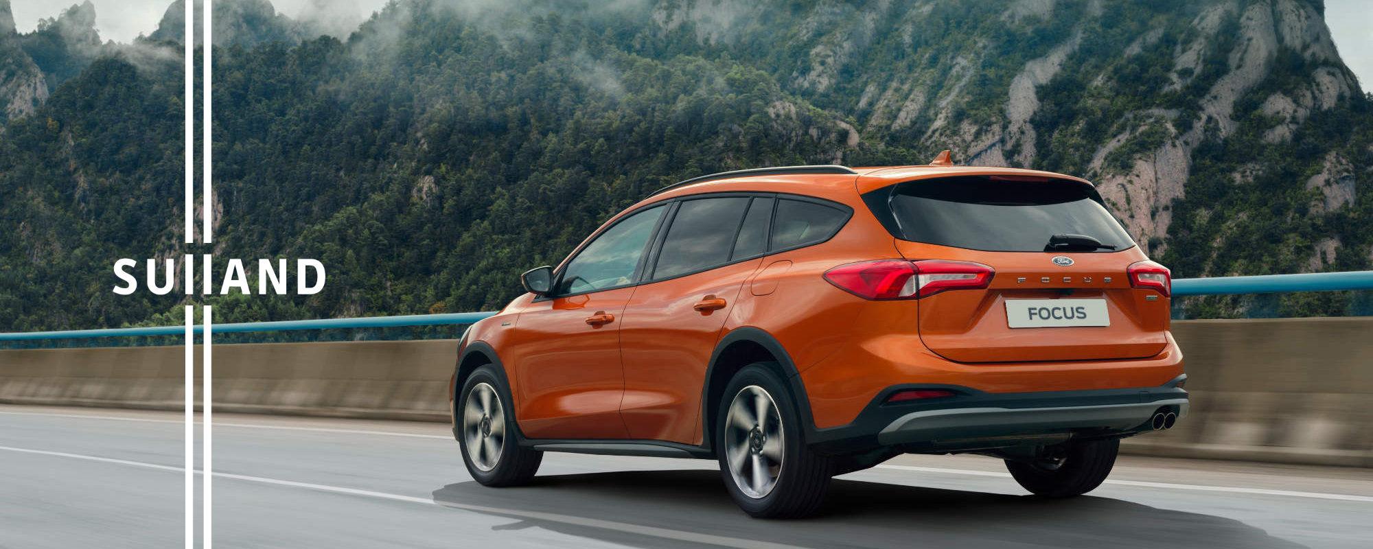 Ford Focus åpningstider Sulland