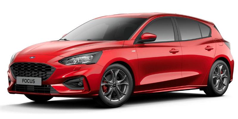 Sulland Ford Focus leasing