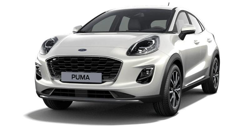 Ford Puma leasing
