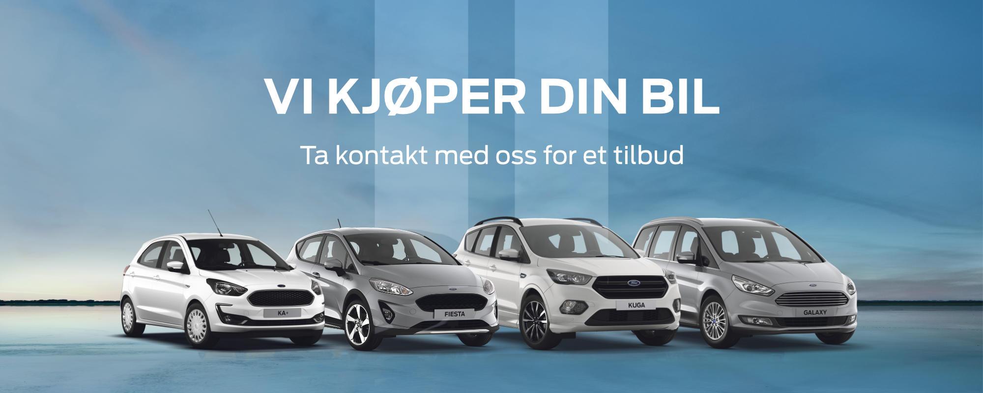 Vi kjøper din bil Sulland