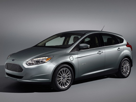 Nye Ford Focus Electric!
