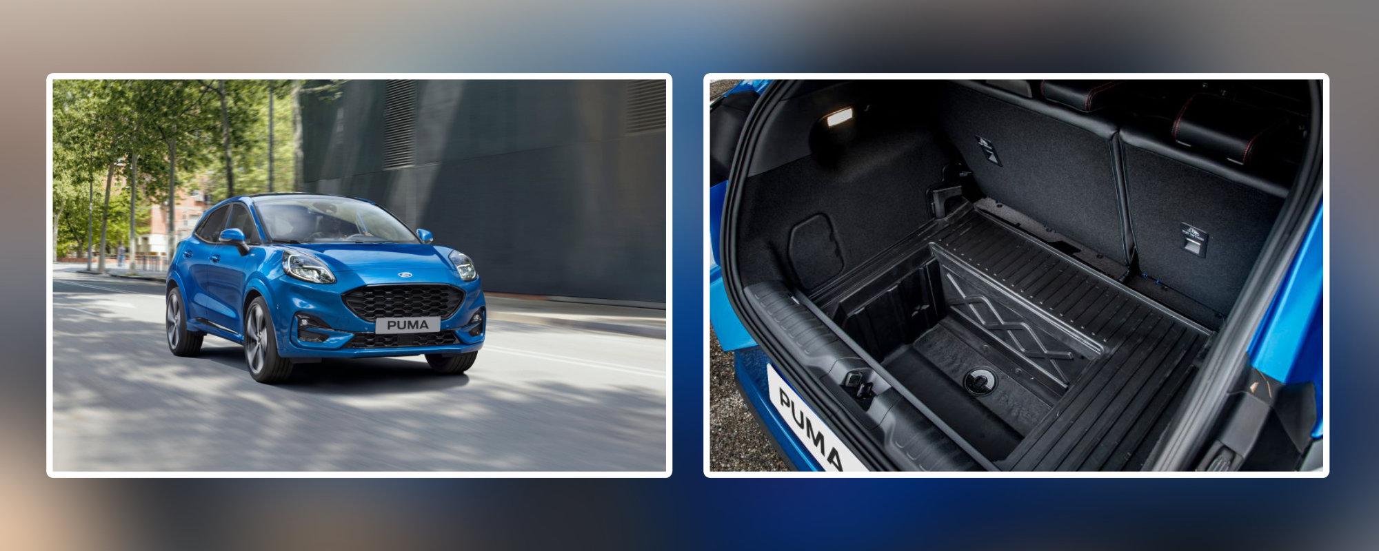 Puma - SUV med god plass - Sveins Auto Bodø