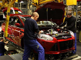 Ford Focus - verdens mest solgte bilmodell 2013