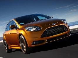 Ford Focus - Landets mest solgte bil i juni!