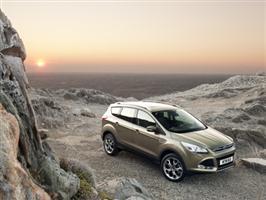 Ford starter produksjonen av nye Kuga