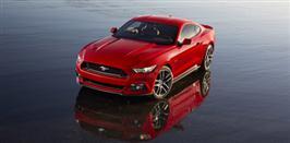 Ny Mustang, ny Edge Concept og ny Ka Concept: Ford viser fr