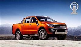 Nye Ford Ranger vant prisen