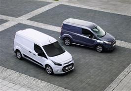 Ford priser varebilen Transit Connect og flerbruksbilen Tou