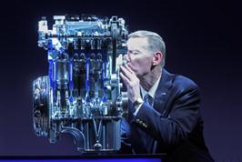 Ford bygger bil nr. 500.000 med EcoBoost-motor