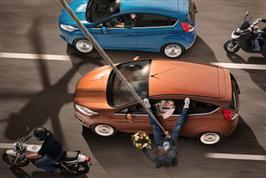 Ford oppnår 6 Euro NCAP sikkerhetspriser