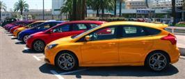Ford Focus er verdens mest solgte bilmodell og Fiesta bests