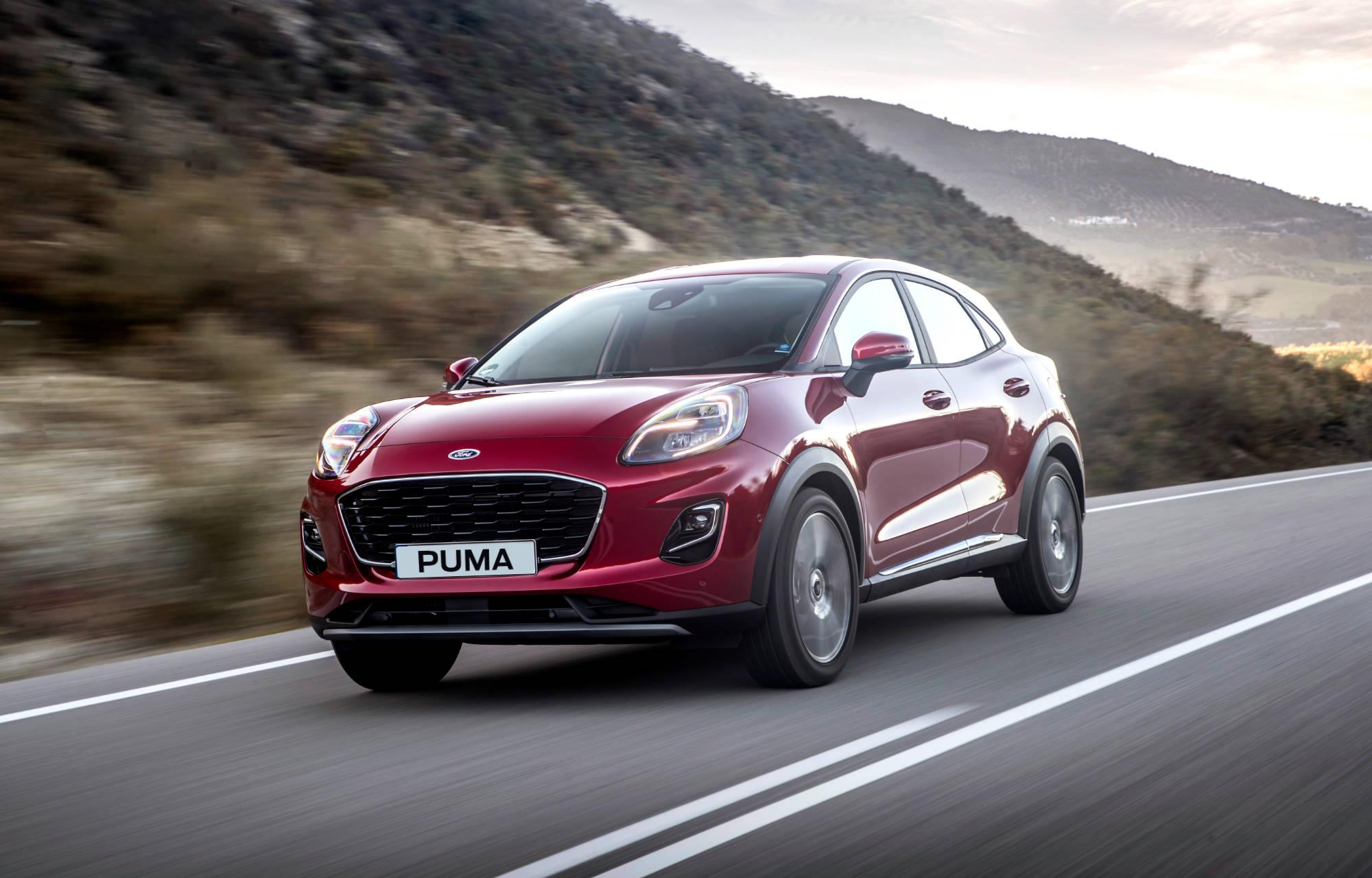 Nye Ford Puma: