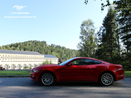 Ford Mustang - Bergerkrysset Auto Mysen AS