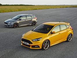Ford avduker ny Focus ST