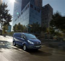 Ford Transit Vurdert som mest pålitelige varebil!