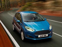 Ford Fiesta er kåret til årets globale kvinnebil 2013