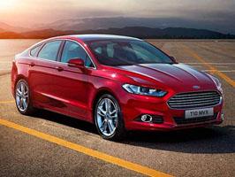 Ford slipper prisene på ny Mondeo inkl modellen med 4W
