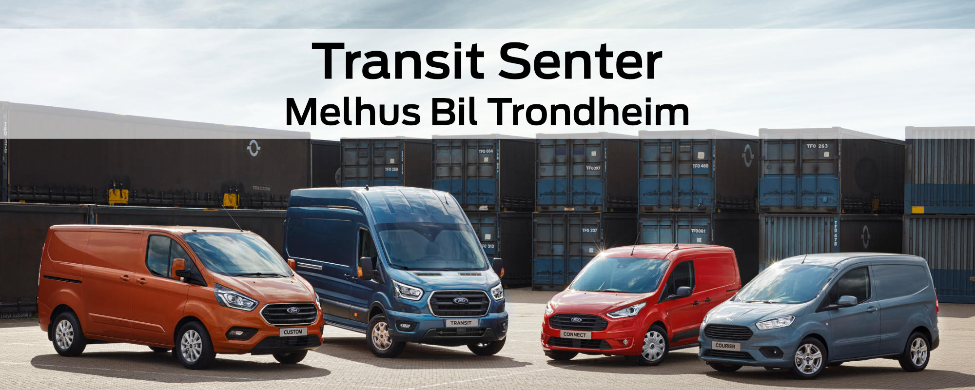 Transit Senter - Melhus Bil Trondheim