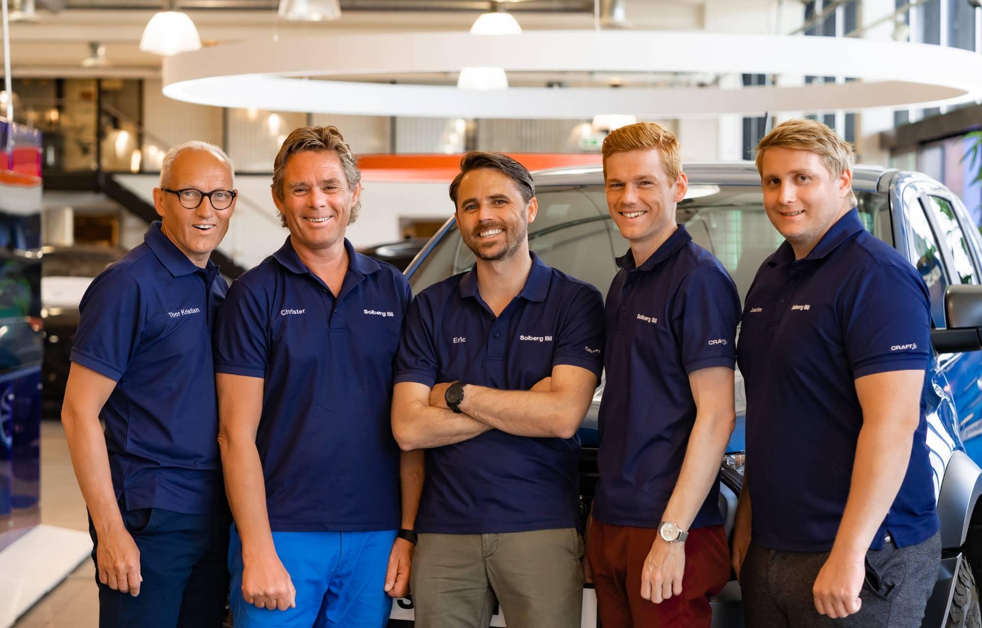 Vi kjøper gjerne bilen din!