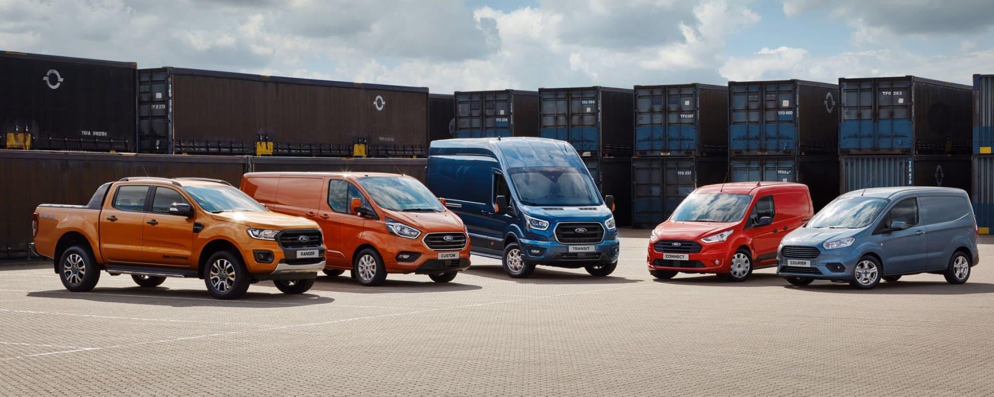 Firmabil, yrkesbil og nyttekjøretøy hos Sentrum Auto