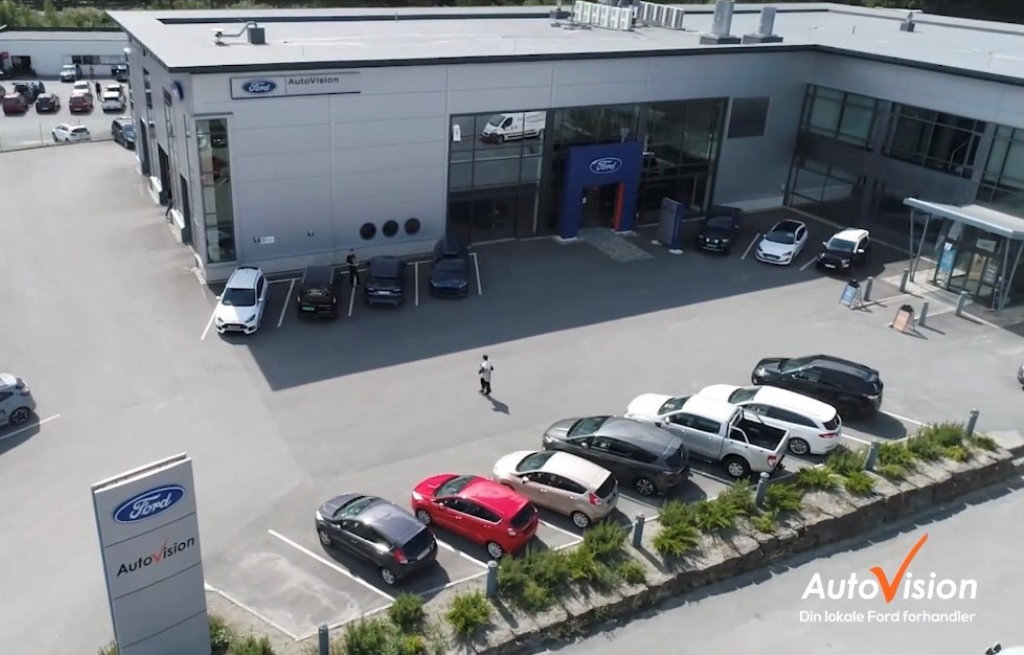 Røhneselmer overtar Autovision AS i Hønefoss