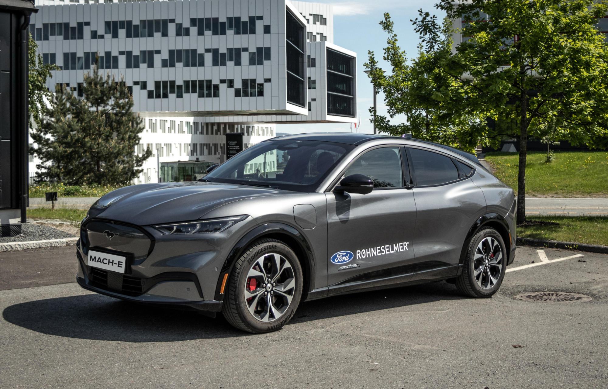 Europas mestselgende Mustang Mach-E forhandler