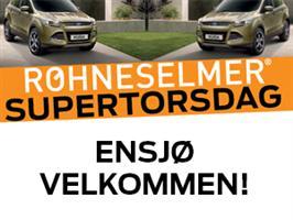 SUPERTORSDAG hos RøhneSelmer Ensjø 18. april