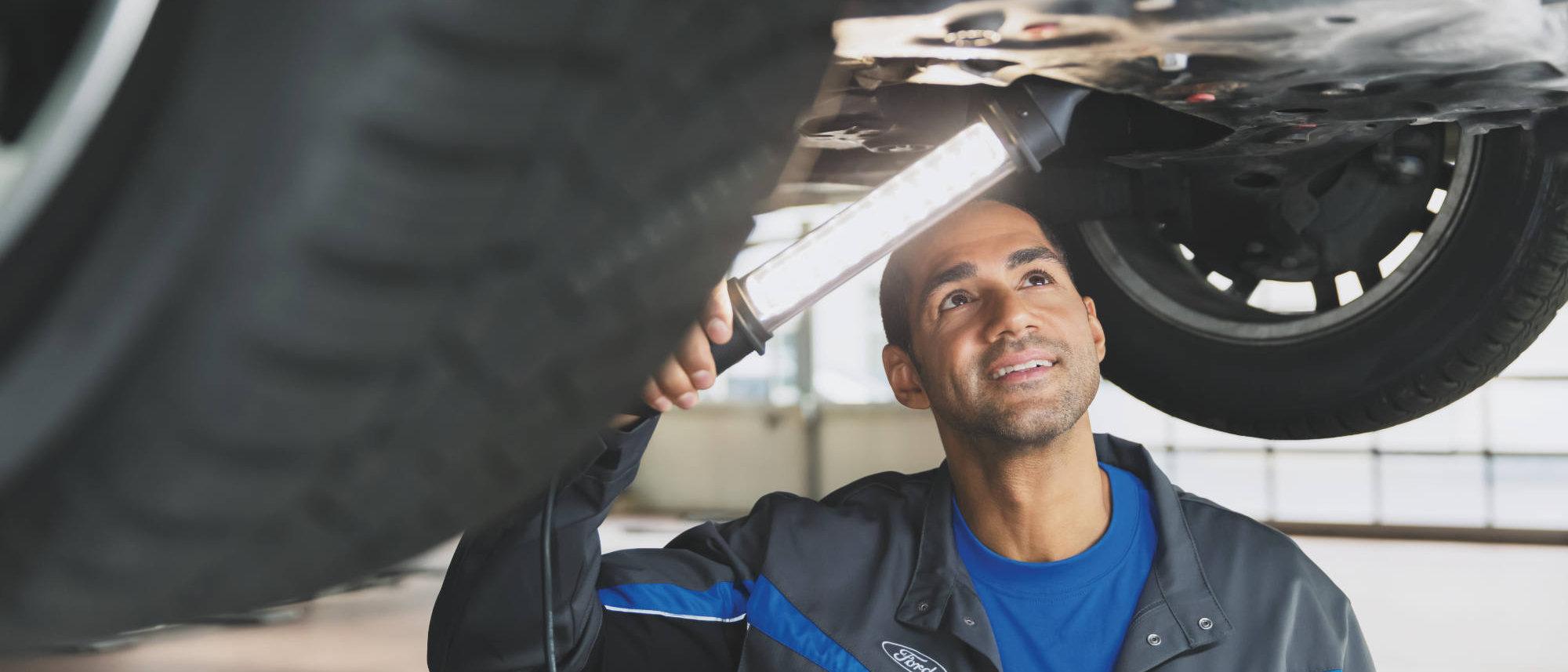Ford Verksted Åmot