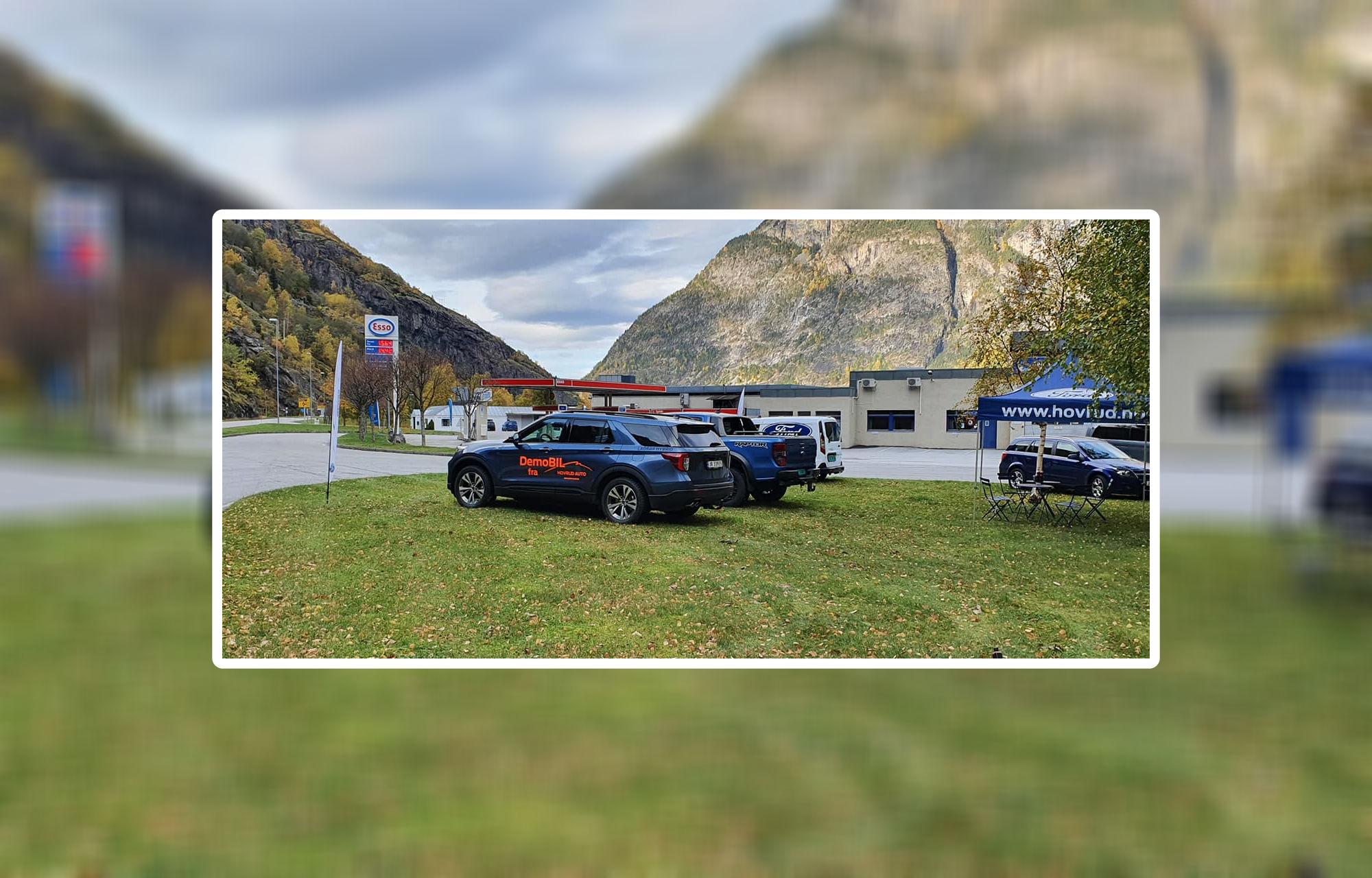 Hovrud Auto i Lærdal og Øvre Årdal