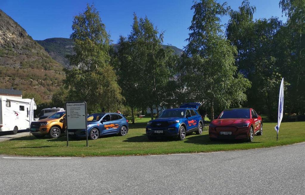 Hovrud Auto og Ford i Årdal og Lærdal