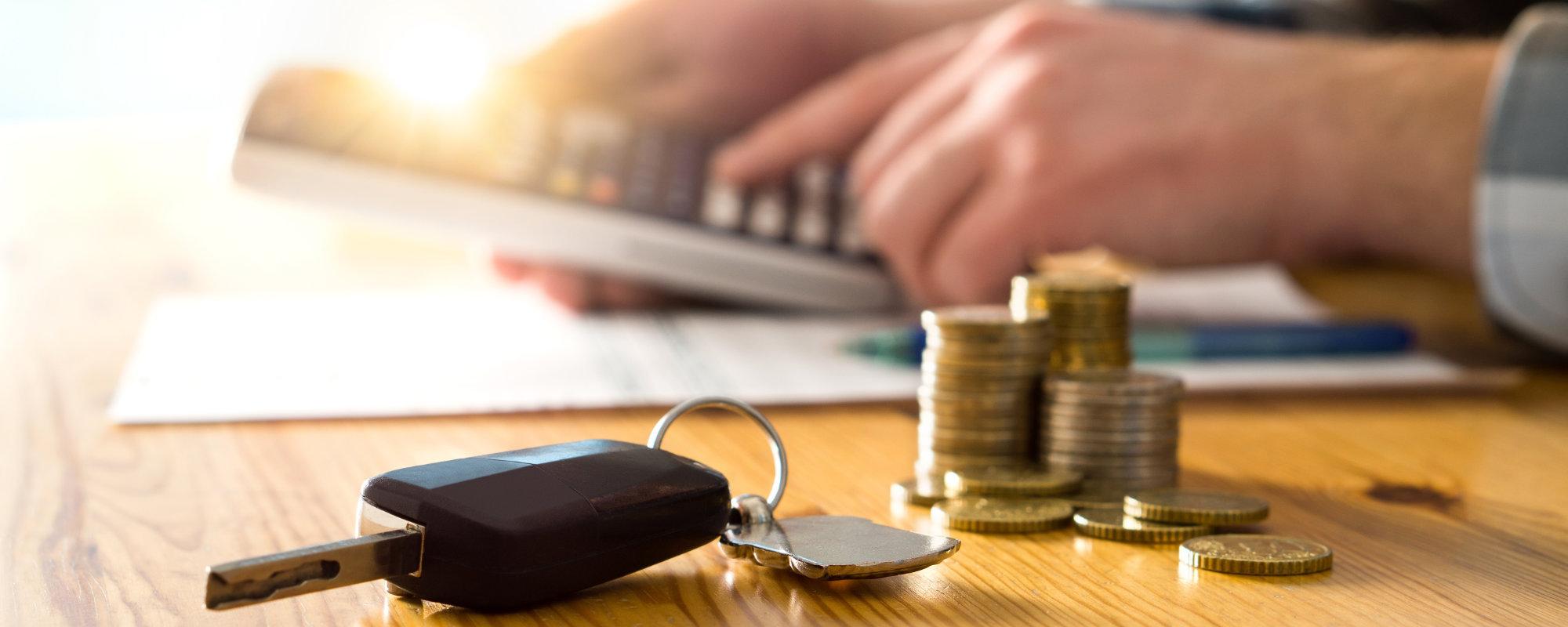 Finansiering - Ford Credit