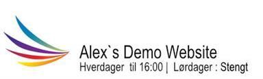 Alex`s Demo