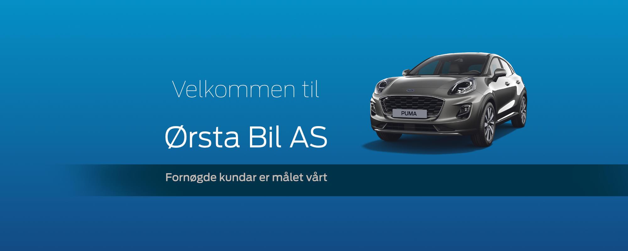Ford Puma - Ørsta Bil