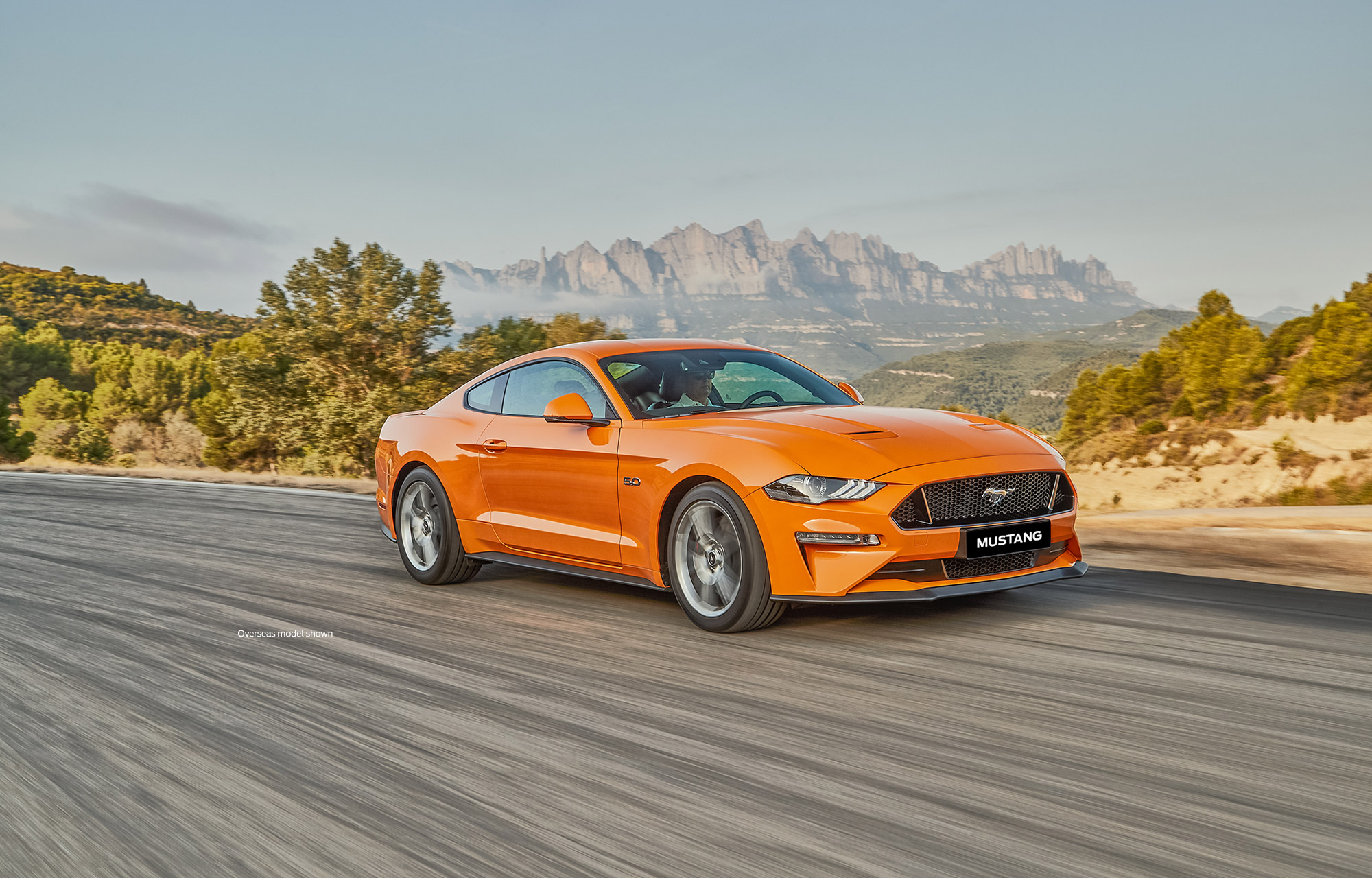 Confirmed new 2018 ford mustang arriving in new zealand