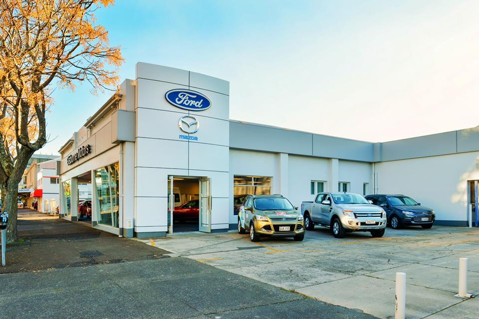 Gisborne Motors Location