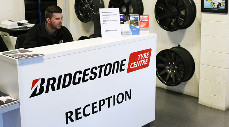John Andrew Ford | Bridgestone Tyre Service Centre