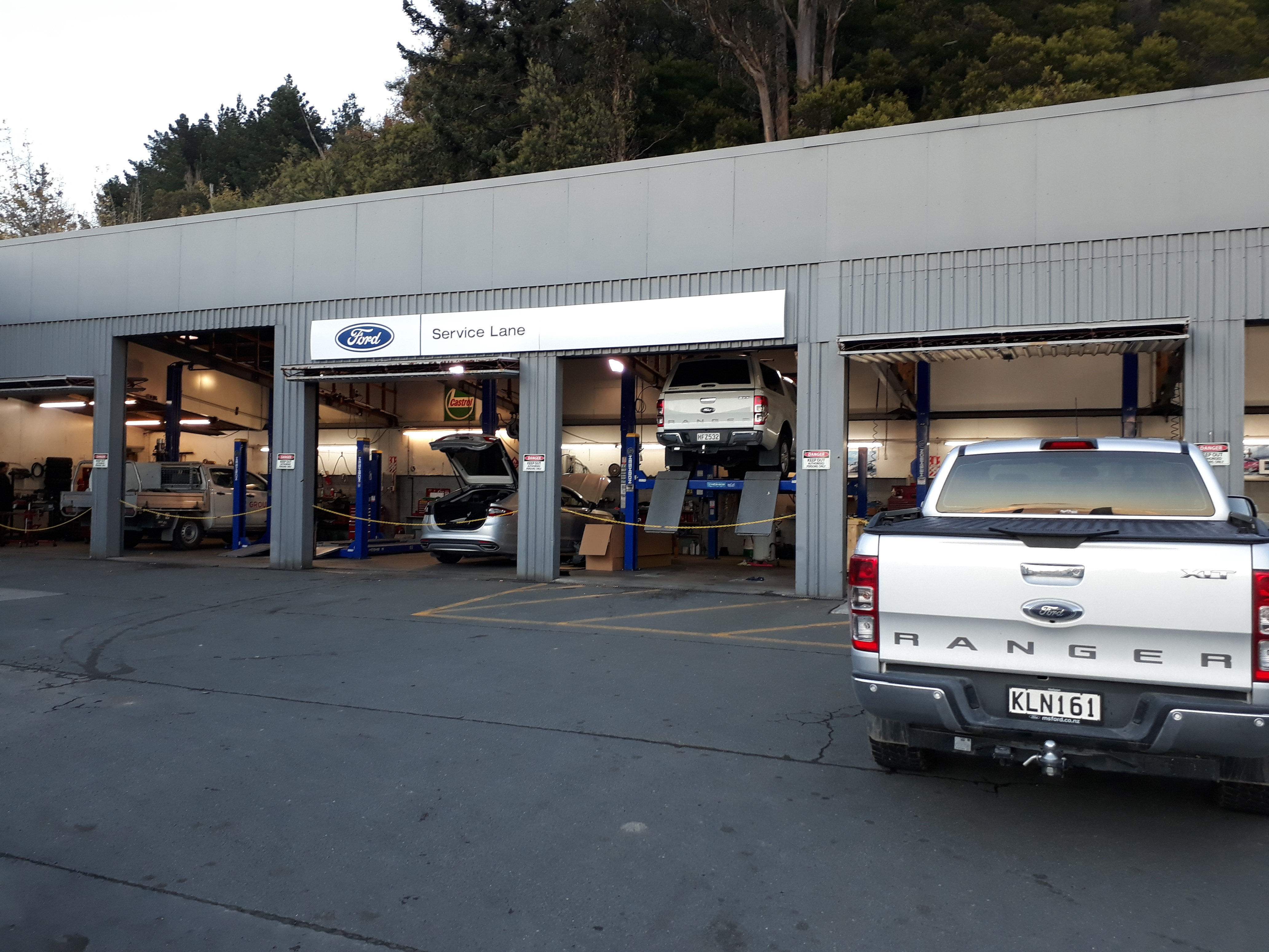 Ford service in nelson