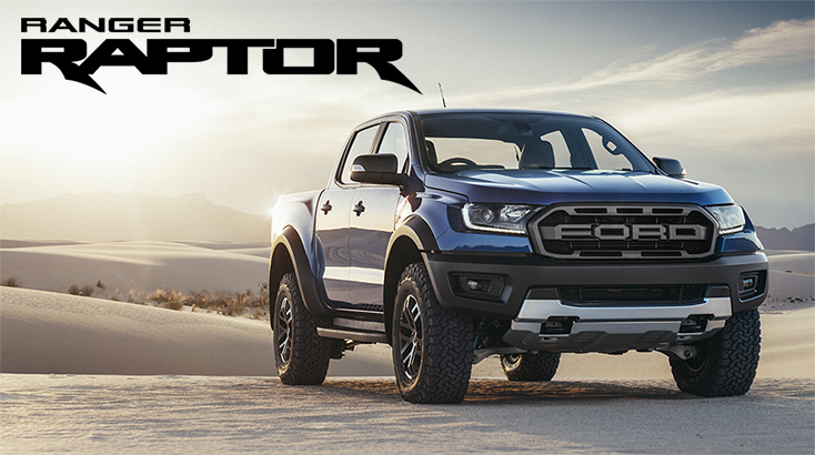 Ford Ranger Raptor | Northland Ford Dealer | Pacific Motor Group