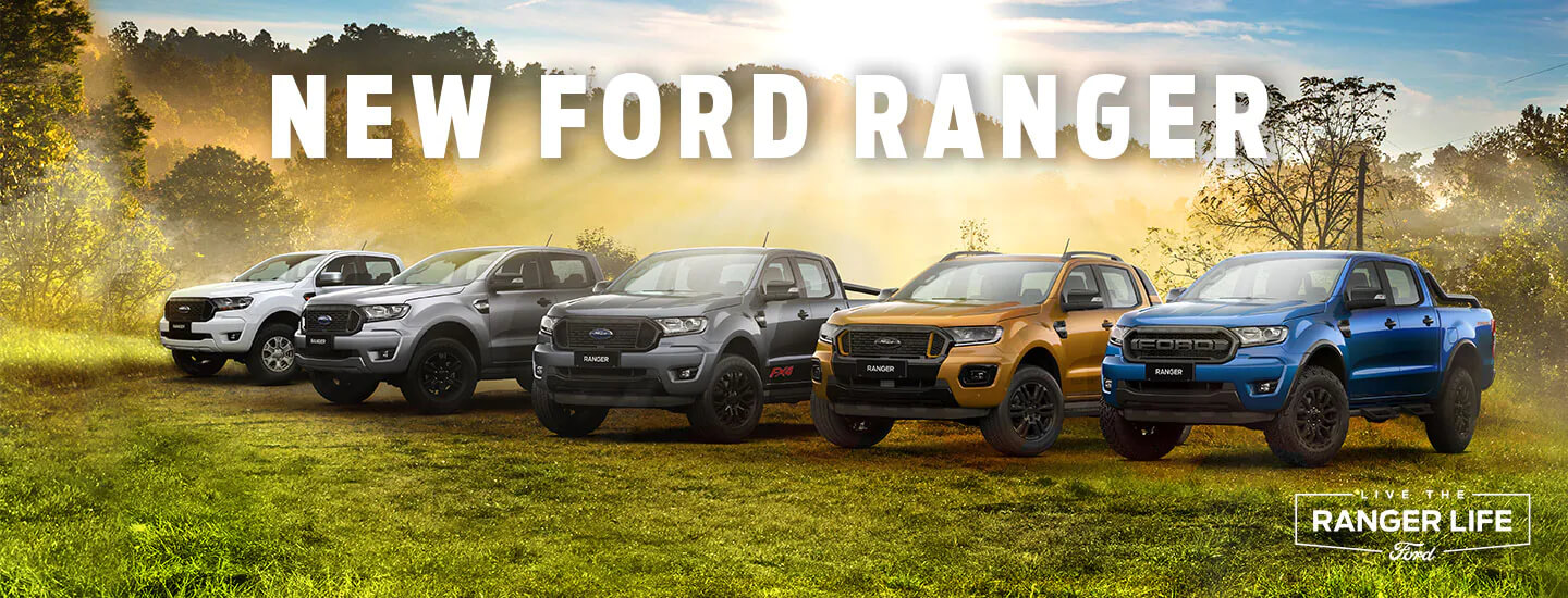 Live The Ranger Life - Fairlane Automotive Ventures