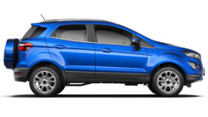 Ford EcoSport, Ford Laus
