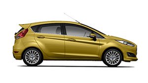 Ford Fiesta, Ford Laus