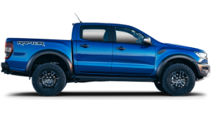 Ford Ranger Raptor, Ford Laus
